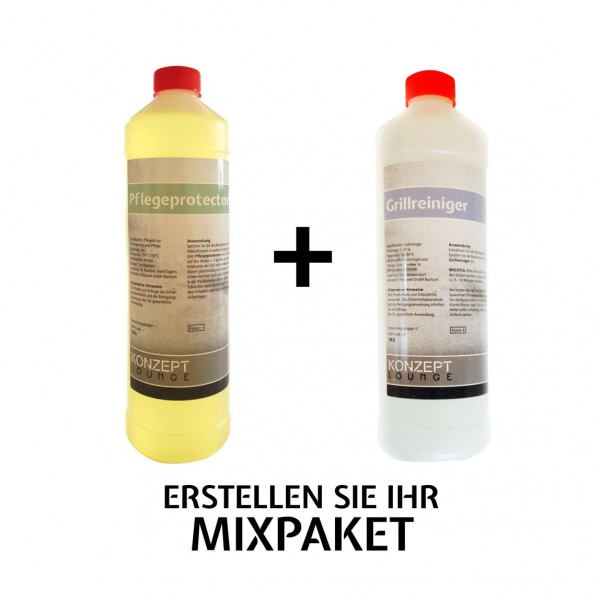 Mixpaket Pflegeprotector & Grillreiniger